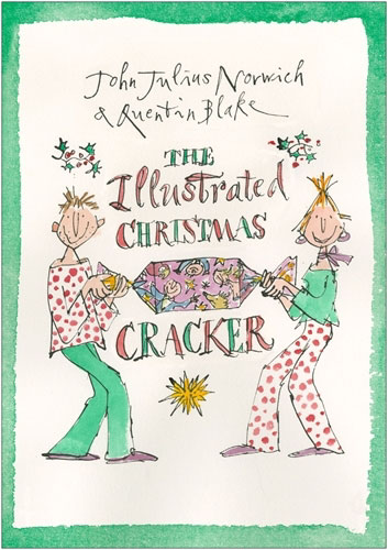 Jacket image for the title 'The illustrated Christmas cracker'