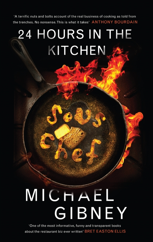 Jacket image for the title 'Sous chef