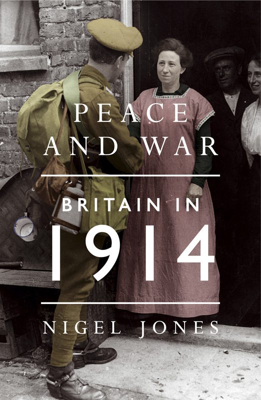 Jacket image for the title 'Peace and war