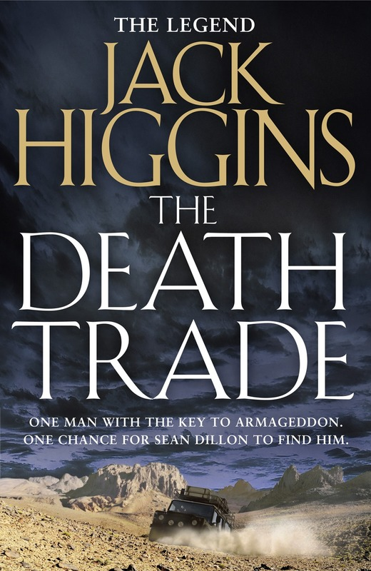 Jacket image for the title 'The death trade'