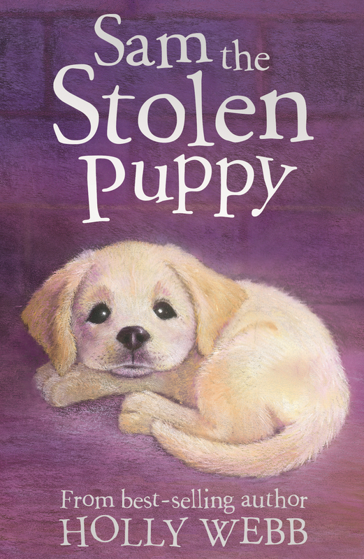 Jacket image for the title 'Sam the stolen puppy