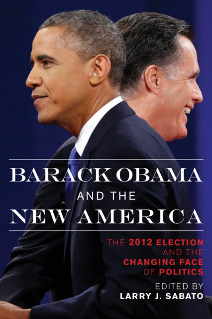 Jacket image for the title 'Barack Obama and the new America'