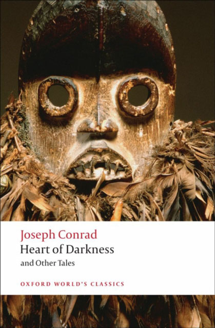 Jacket image for the title 'Heart of darkness and other tales