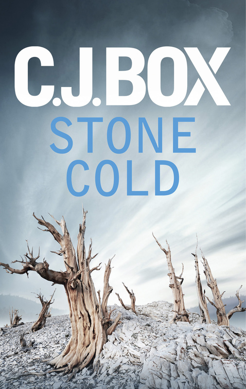 Jacket image for the title 'Stone cold