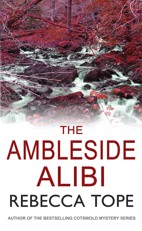 Jacket image for the title 'The Ambleside alibi'
