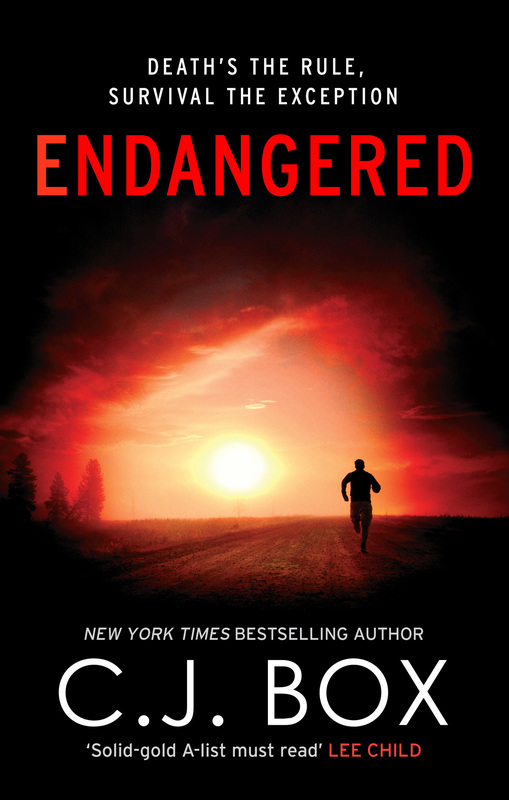 Jacket image for the title 'Endangered'