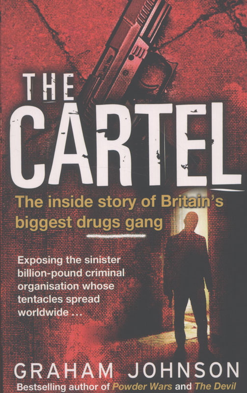 Jacket image for the title 'The Cartel