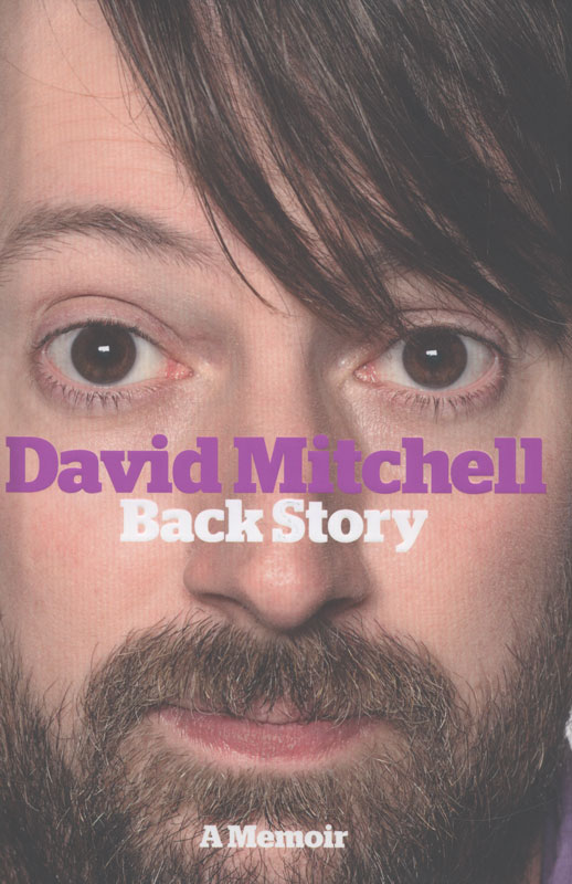 Jacket image for the title 'Back story'