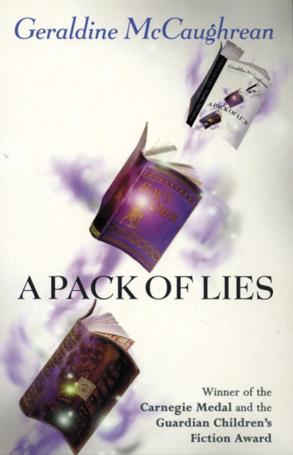 Jacket image for the title 'A pack of lies'