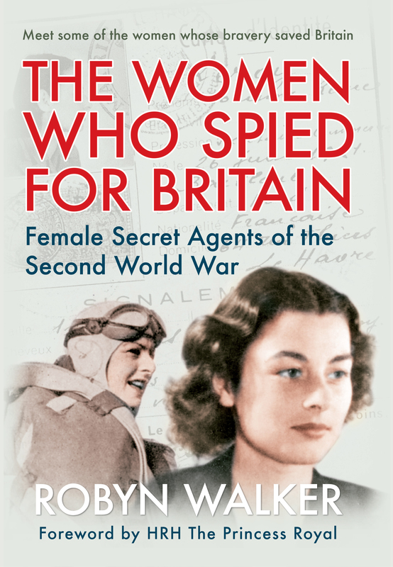 Jacket image for the title 'The women who spied for Britain'