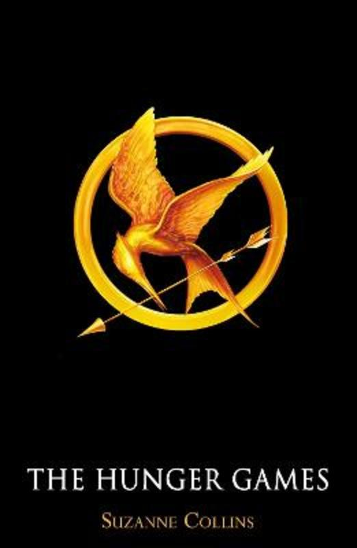 Jacket image for the title 'The hunger games