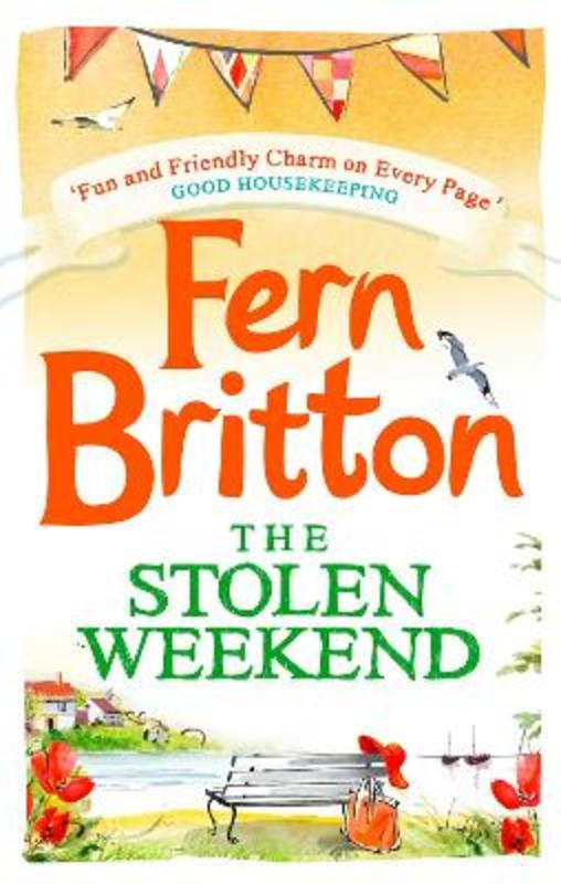 Jacket image for the title 'The stolen weekend'