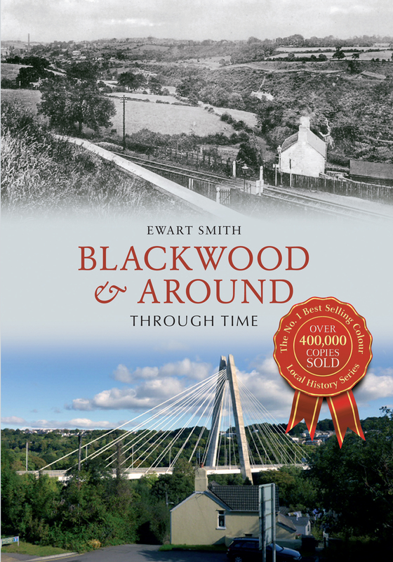 Jacket image for the title 'Blackwood & Around Through Time
