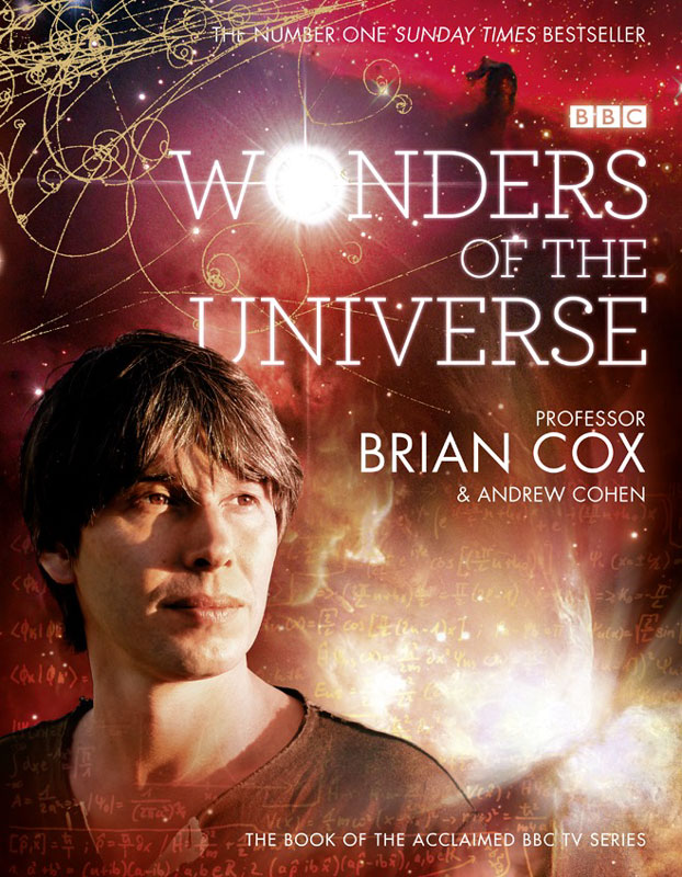 Jacket image for the title 'Wonders of the universe'