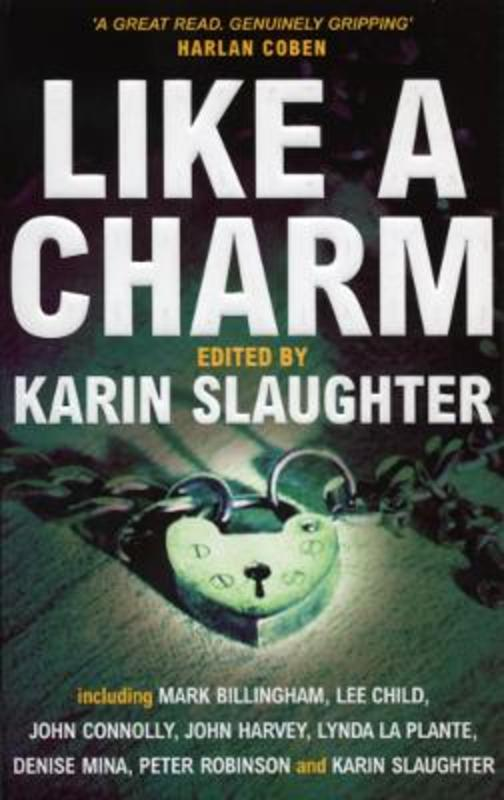 Jacket image for the title 'Like a charm