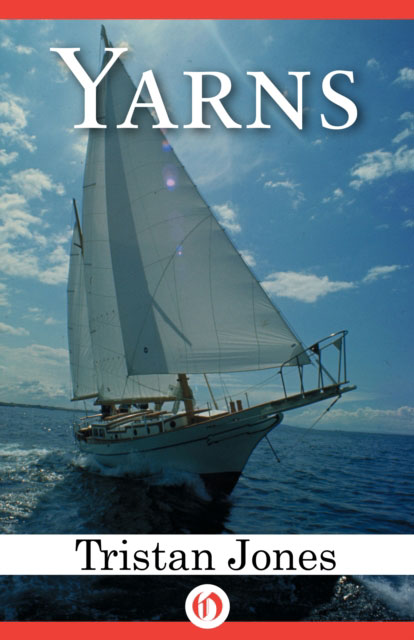 Jacket image for the title 'Yarns