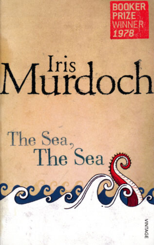 Jacket image for the title 'The sea, the sea'