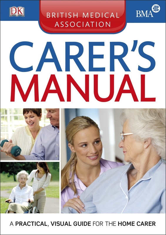 Jacket image for the title 'BMA Carer's Manual'