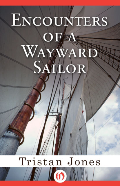 Jacket image for the title 'Encounters of a Wayward Sailor
