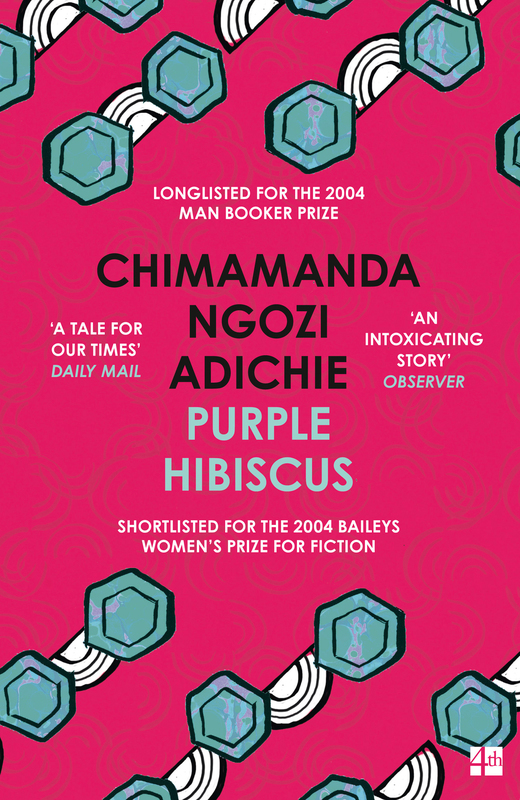 Jacket image for the title 'Purple hibiscus