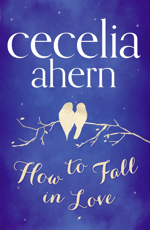 Jacket image for the title 'How to fall in love'