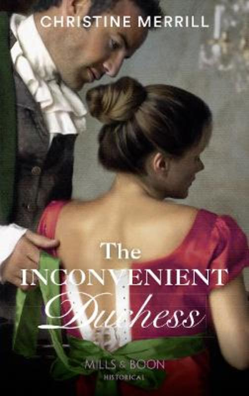 Jacket image for the title 'The inconvenient duchess'