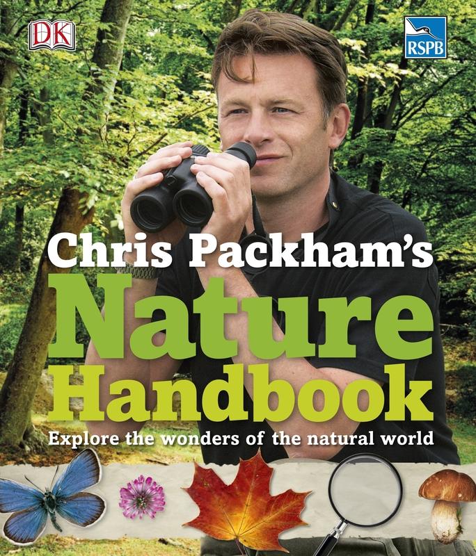 Jacket image for the title 'Chris Packham's nature handbook'