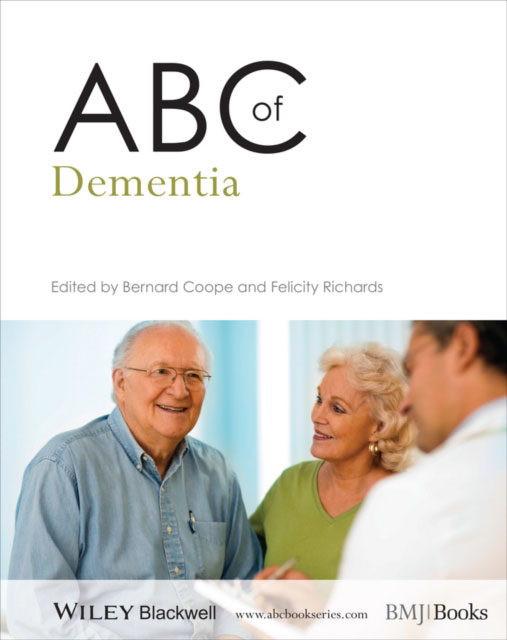 Jacket image for the title 'ABC of dementia'