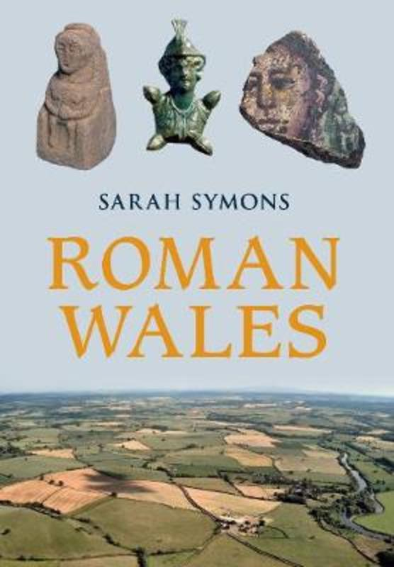 Jacket image for the title 'Roman Wales'