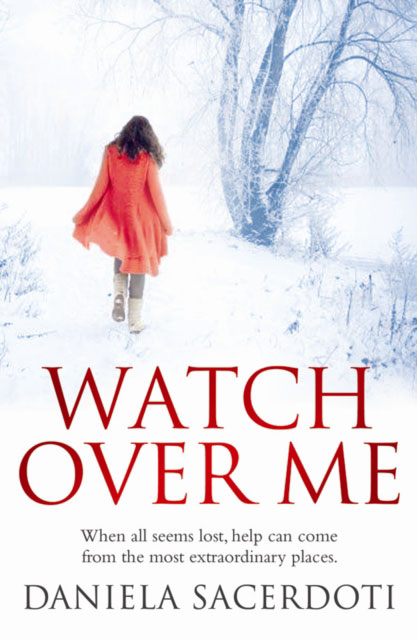 Jacket image for the title 'Watch over me