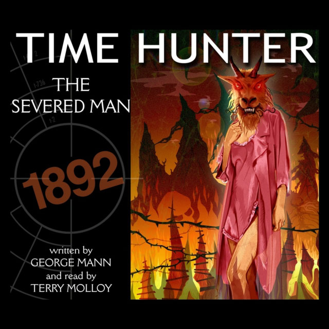Jacket image for the title 'Time Hunter - The Severed Man