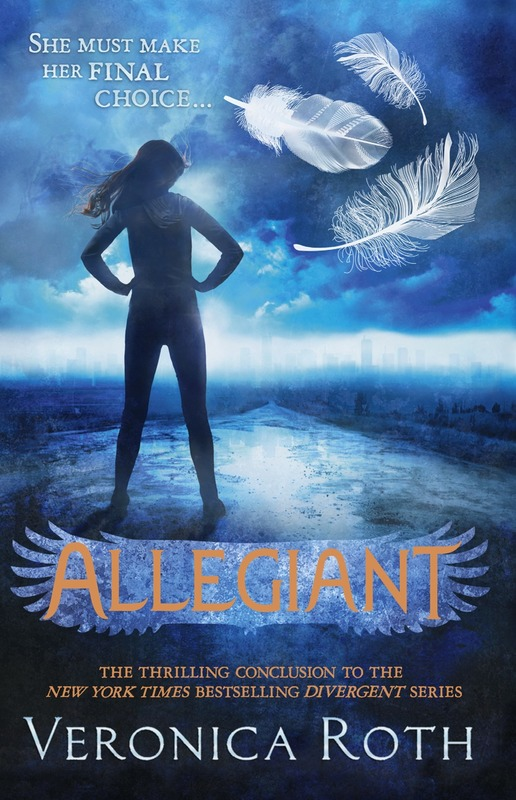 Jacket image for the title 'Allegiant'