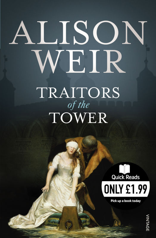 Jacket image for the title 'Traitors of the tower'