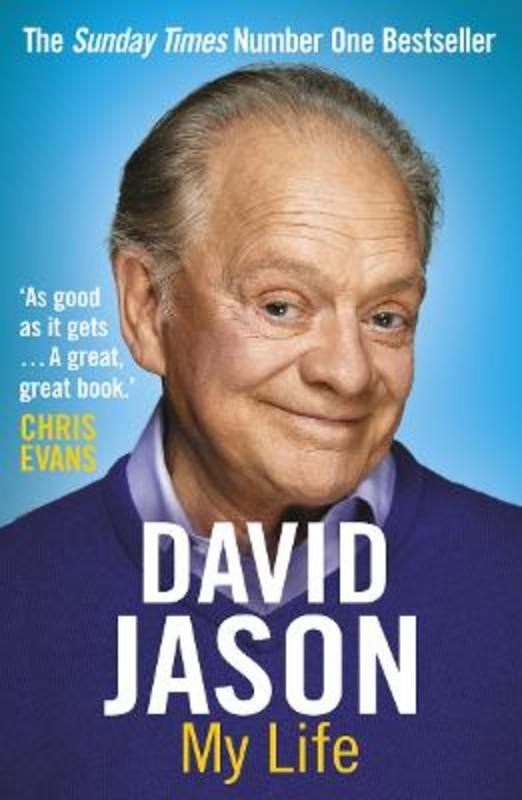 Jacket image for the title 'David Jason