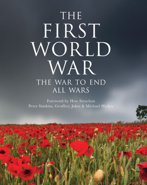 Jacket image for the title 'First World War