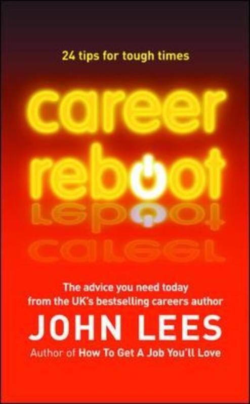 Jacket image for the title 'Career reboot'