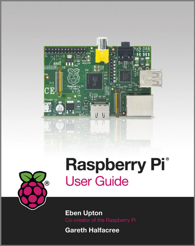 Jacket image for the title 'Raspberry Pi user guide