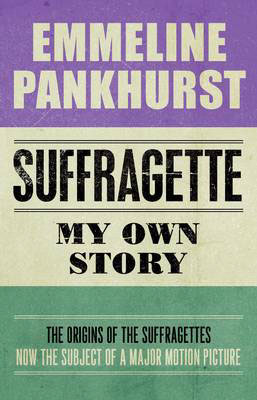 Jacket image for the title 'Suffragette'