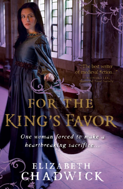 Jacket image for the title 'For the king's favor'