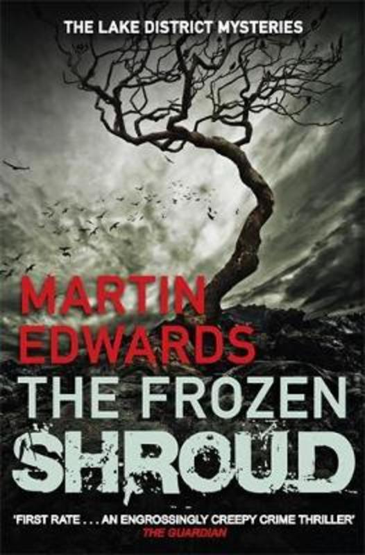 Jacket image for the title 'The frozen shroud'