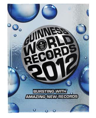 Jacket image for the title 'Guinness World Records 2012ebook UK'