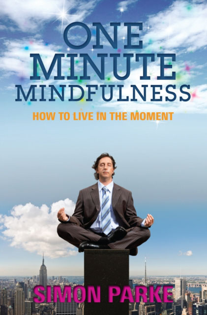 Jacket image for the title 'One minute mindfulness