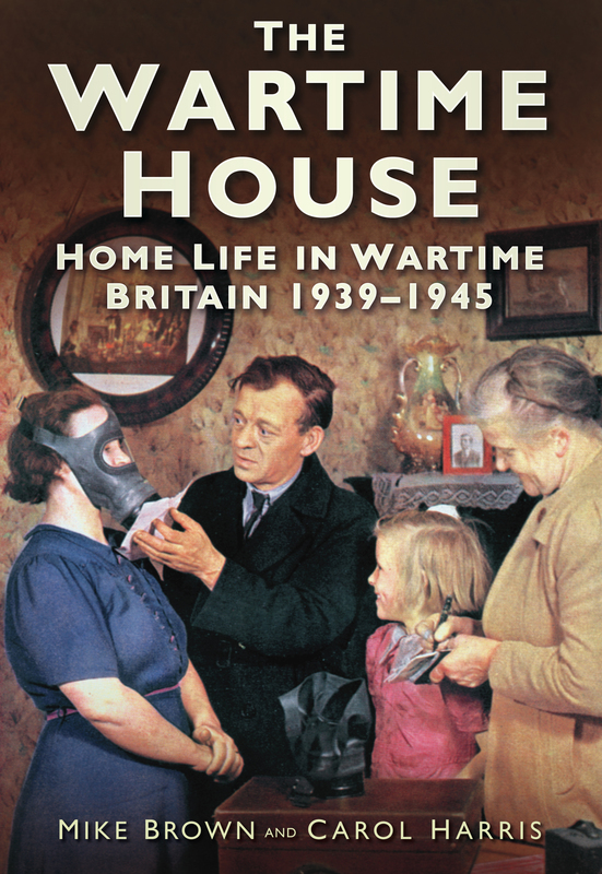 Jacket image for the title 'Wartime House