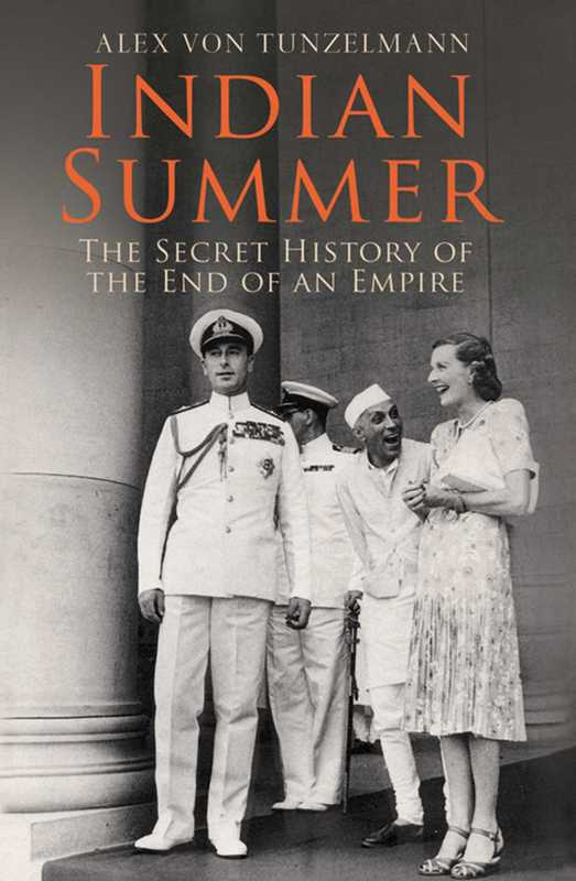 Jacket image for the title 'Indian summer'