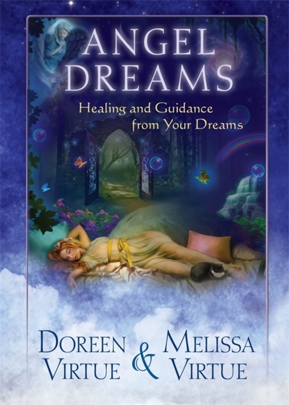 Jacket image for the title 'Angel Dreams
