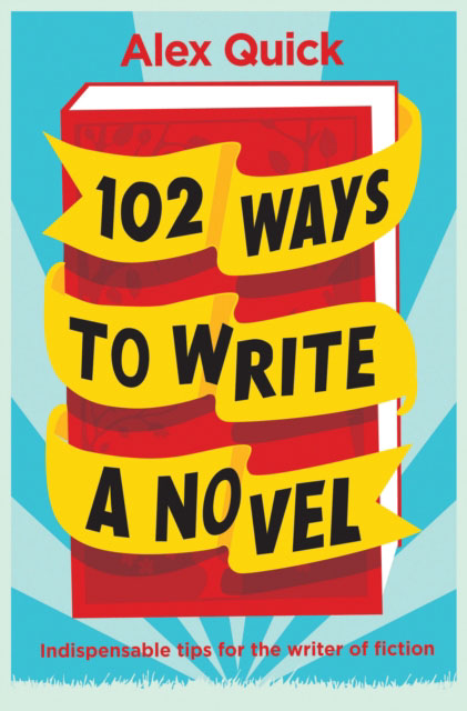 Jacket image for the title '102 ways to write a novel'