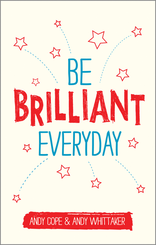Jacket image for the title 'Be brilliant every day'