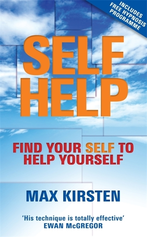 Jacket image for the title 'Self help