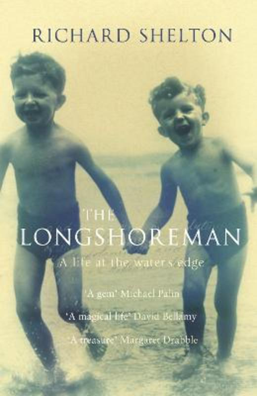 Jacket image for the title 'Longshoreman: A Life at the Water's Edge
