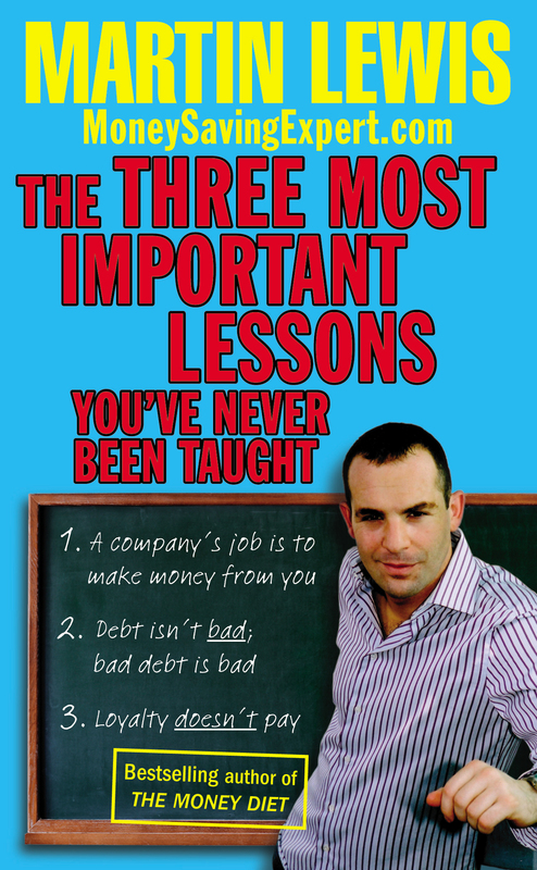 Jacket image for the title 'The three most important lessons you've never been taught